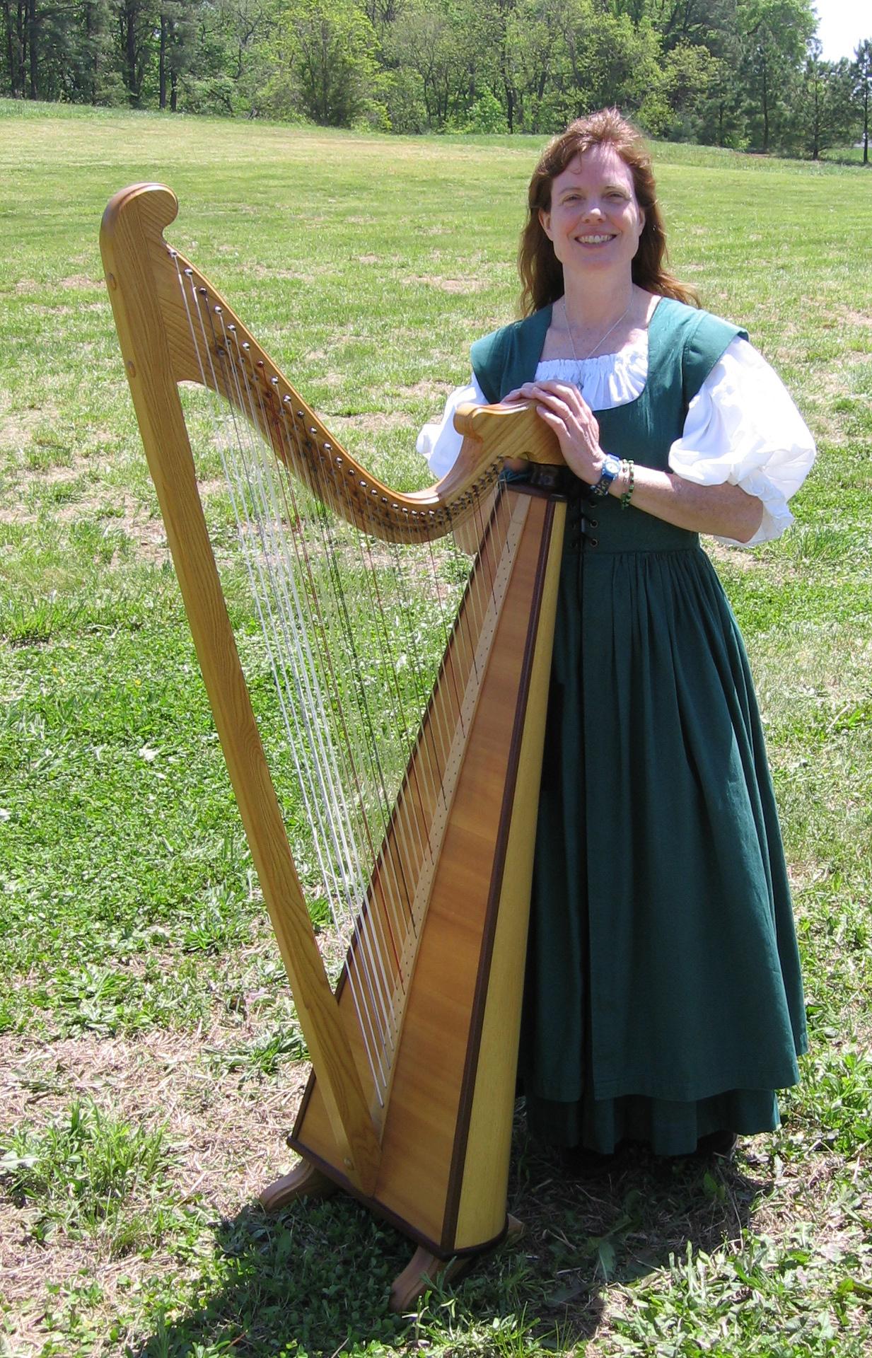 Find a Wedding Harpist - Directory of.